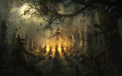 Pour l'Halloween, frémissez de peur!