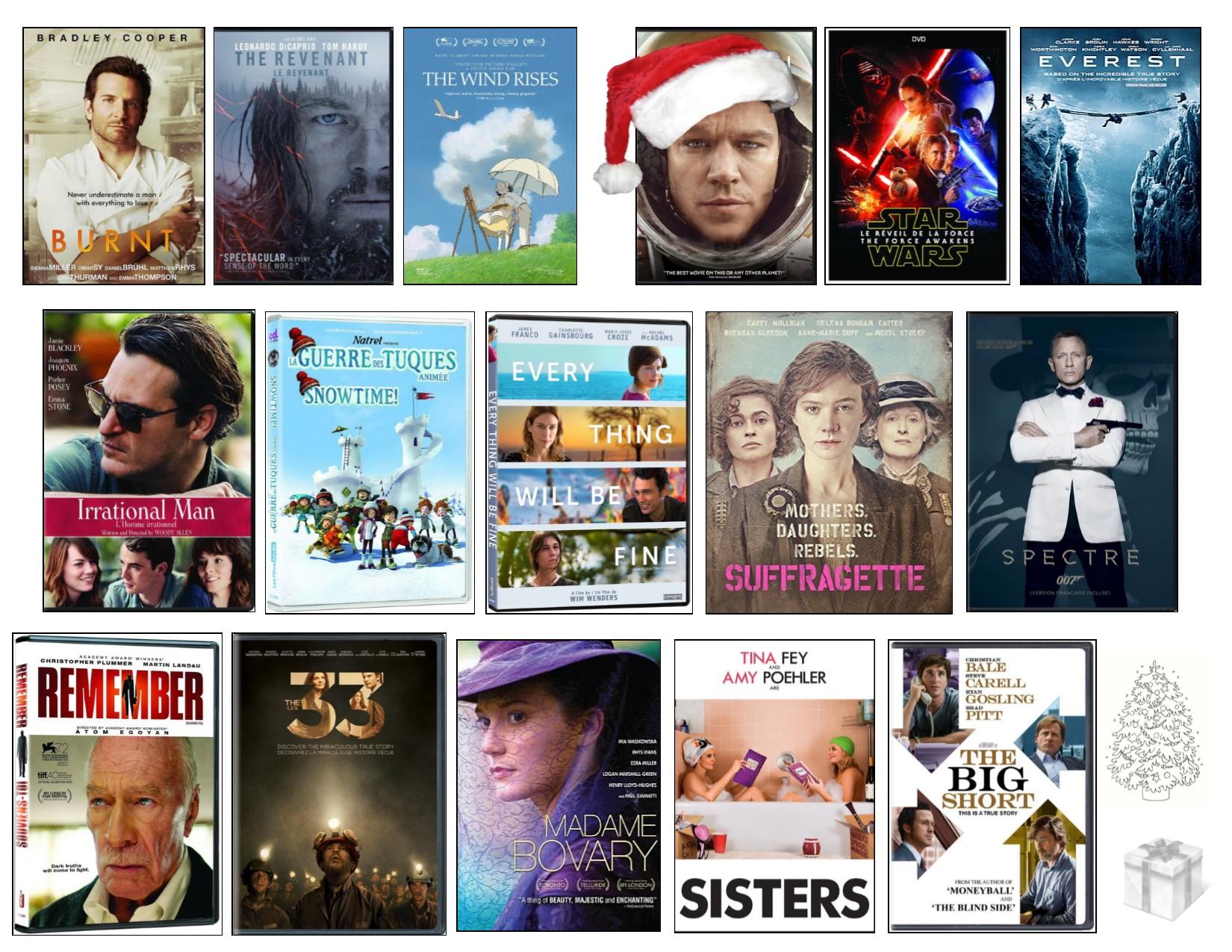 DVD 1 déc 2016 ÉNA