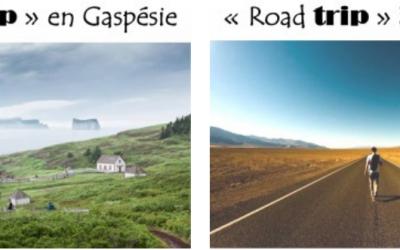 «Road trip» littéraire!